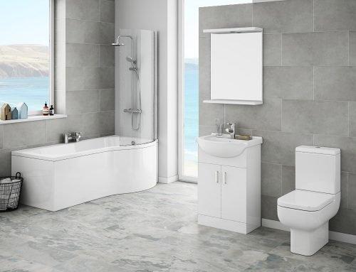 P-Shaped Baths
